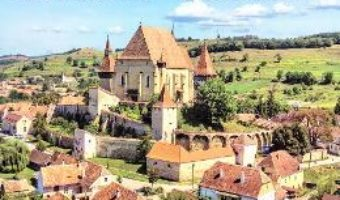 Cartea Biserici fortificate din Transilvania (ro+germana) – Marius Ristea (download, pret, reducere)
