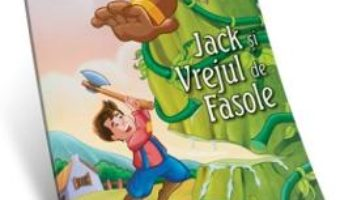 Cartea Povesti clasice de colorat – Jack si vrejul de fasole (download, pret, reducere)