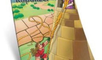 Cartea Povesti clasice de colorat – Rapunzel (download, pret, reducere)
