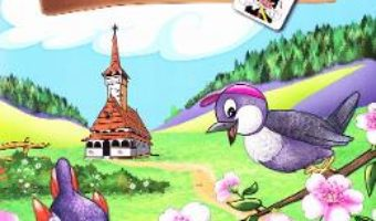 Cartea Lipim si coloram – Paste (download, pret, reducere)