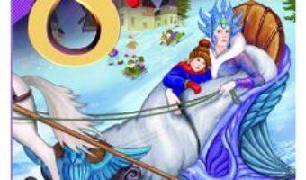 Cartea 8 Super povesti: Craiasa Zapezii, Lebedele…. (download, pret, reducere)