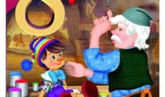 Cartea 8 Super povesti: Pinocchio, Pestisorul de aur… (download, pret, reducere)