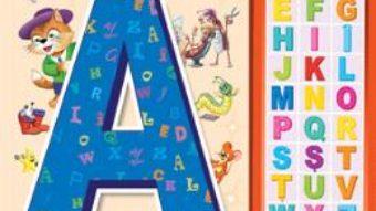 Cartea Carte cu sunete: Alfabet + poezii – Inesa Tautu (download, pret, reducere)