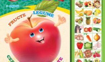 Cartea Carte cu sunete: Super fructe, legume… (romana+engleza) – Inesa Tautu (download, pret, reducere)