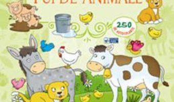 Cartea Lipeste! Pui de animale (download, pret, reducere)