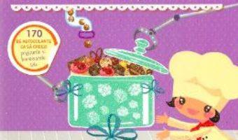 Cartea Autocolante cu prajituri si bomboane de ciocolata (download, pret, reducere)