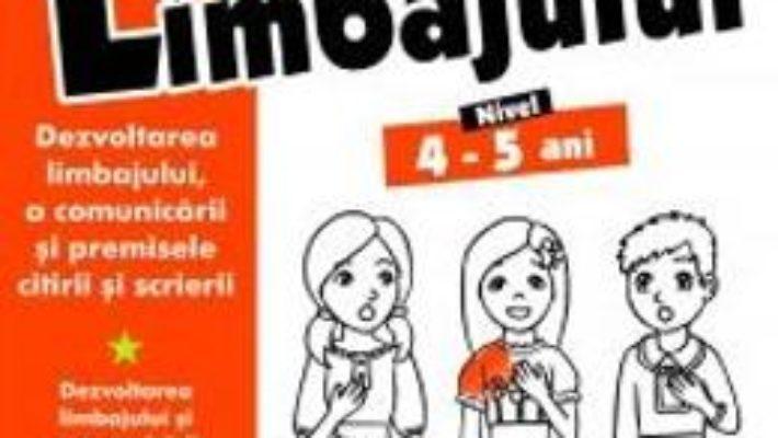 Cartea Educarea limbajului 4-5 ani (Colectia Stupul) (download, pret, reducere)