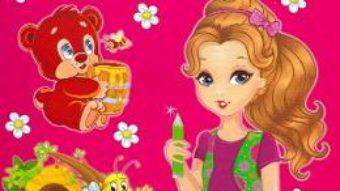 Cartea Carte de colorat pentru fetite (download, pret, reducere)