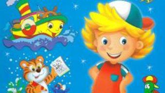 Cartea Carte de colorat pentru baieti (download, pret, reducere)