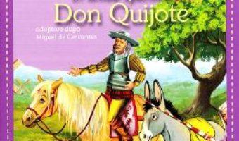 Cartea Invat sa citesc! In lima spaniola – Don Quijote – Nivelul 1 (download, pret, reducere)