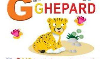 Cartea G de la ghepard (necartonat) (download, pret, reducere)
