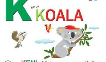 Cartea K de la Koala (cartonat) (download, pret, reducere)