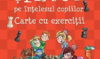 Cartea Sahul pe intelesul copiilor. Carte cu exercitii – Sabrina Chevannes (download, pret, reducere)