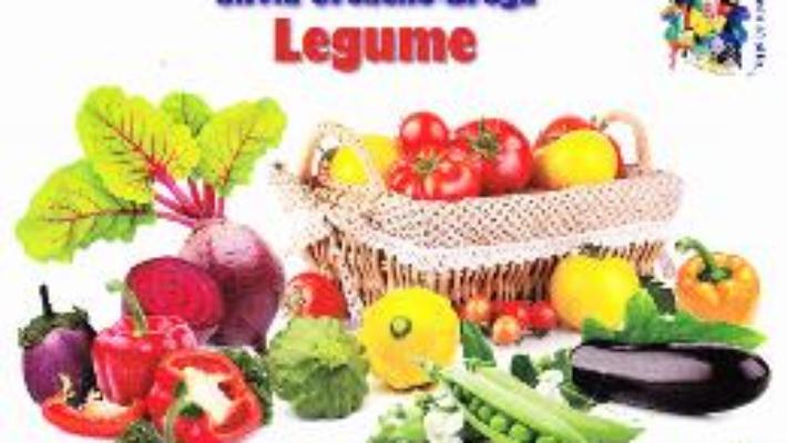 Cartea Legume – Silvia Ursache-Brega (download, pret, reducere)