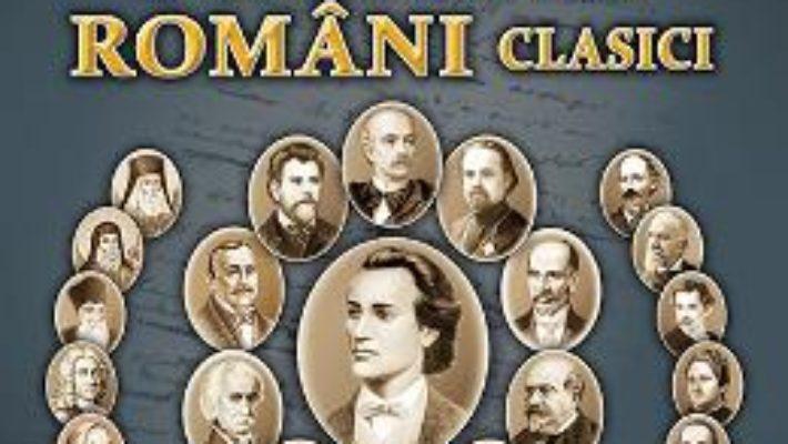 Cartea Cronicari si scriitori romani clasici – Silvia Ursache (download, pret, reducere)