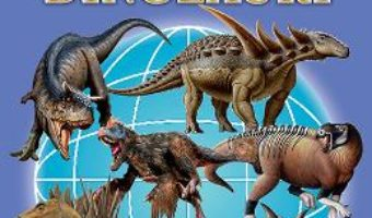 Cartea Cei mai ciudati dinozauri – Silvia Ursache (download, pret, reducere)