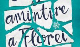 Cartea Singura amintire a Florei Banks – Emily Barr (download, pret, reducere)