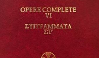 Cartea Opere complete vol.6 – Sfantul Grigorie Palama (download, pret, reducere)