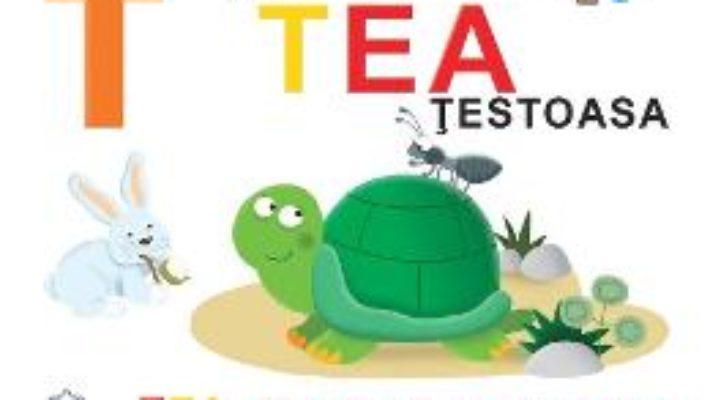 Cartea T de la Tea (necartonat) (download, pret, reducere)