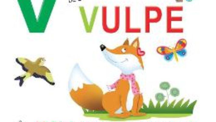 Cartea V de la vulpe (necartonat) (download, pret, reducere)