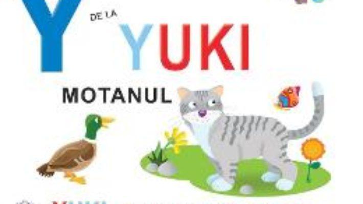 Cartea Y de la Yuki, motanul (necartonat) (download, pret, reducere)