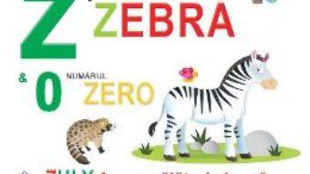 Cartea Z de la zebra (necartonat) (download, pret, reducere)