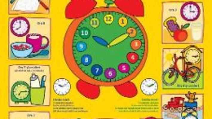 Cartea Plansa: Cat este ora? (download, pret, reducere)