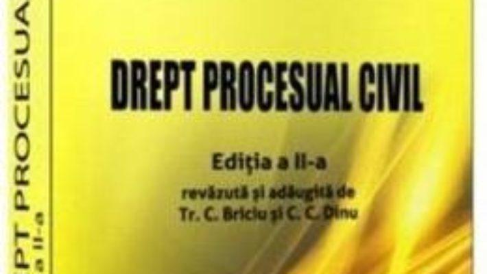 Cartea Drept procesual civil Ed.2 – Viorel Mihai Ciobanu (download, pret, reducere)