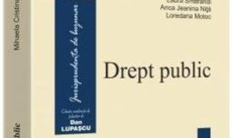 Cartea Drept public – Mihaela Cristina Mocanu (download, pret, reducere)