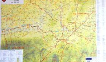 Cartea Harta de perete Judetul Brasov (download, pret, reducere)