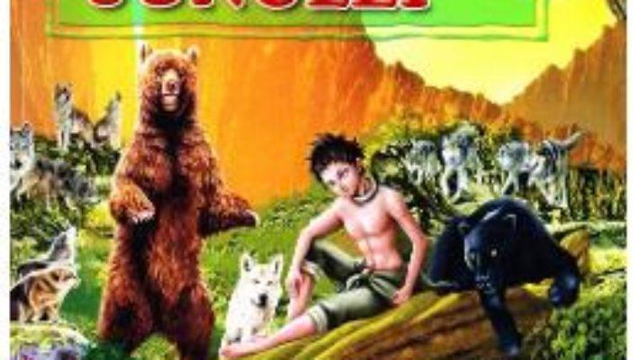 Cartea Cartea junglei – Rudyard Kipling (download, pret, reducere)