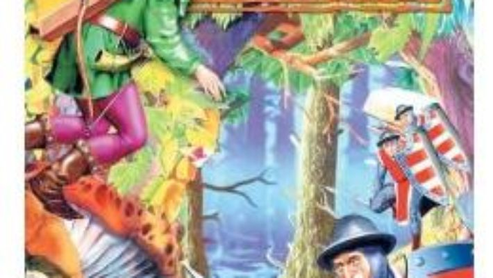 Cartea Robin Hood – Henry Gilbert (download, pret, reducere)