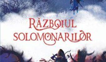 Cartea Razboiul solomonarilor – Moni Stanila (download, pret, reducere)
