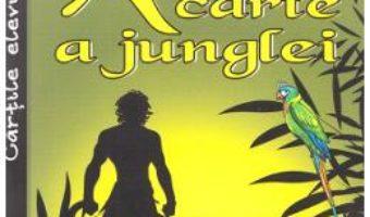 Cartea A doua carte a junglei – Rudyard Kipling (download, pret, reducere)