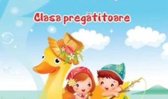 Cartea O lume minunata Clasa pregatitoare. Lecturi de vacanta – Adina Grigore (download, pret, reducere)