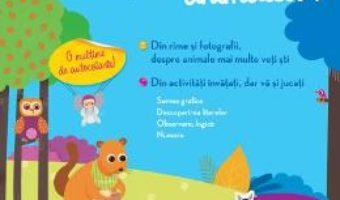 Cartea Istet de mic! Lumea animalelor 3-4 ani (download, pret, reducere)