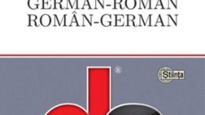 Cartea Dictionar german-roman, roman-german – Cristina Rusu, Sandor-Gabor Kortesi (download, pret, reducere)