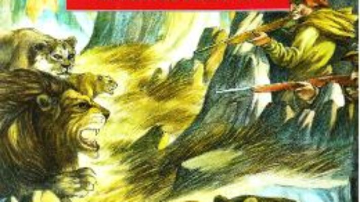Cartea Aventurile celor trei rusi si trei englezi in Africa Australa – Jules Verne (download, pret, reducere)