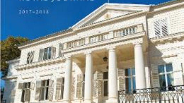Cartea Romanian Royal Journal 2017-2018 – Principele Radu al Romaniei (download, pret, reducere)