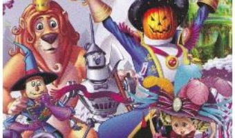 Cartea Minunata tara a lui Oz – L.F. Baum (download, pret, reducere)