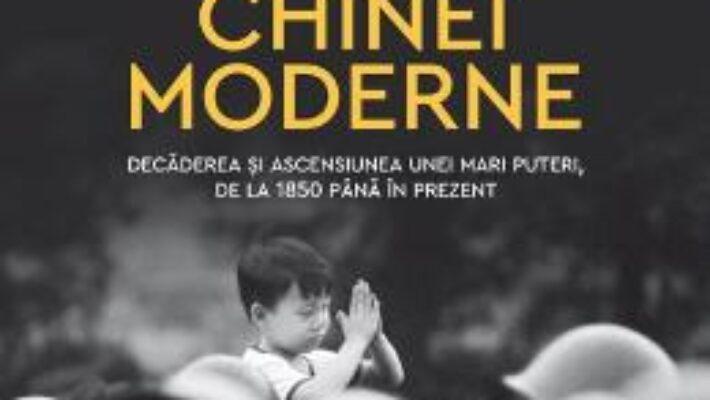 Cartea Istoria Chinei moderne – Jonathan Fenby (download, pret, reducere)
