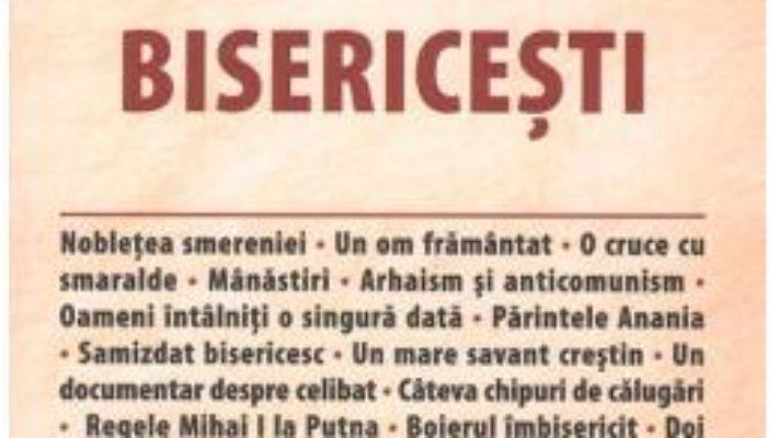 Cartea Evocari bisericesti – Dan Ciachir (download, pret, reducere)