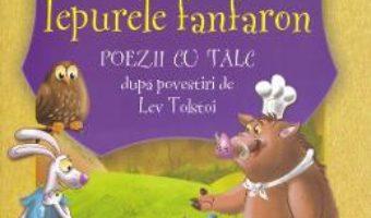 Cartea Iepurele fanfaron – Lidia Batali (download, pret, reducere)