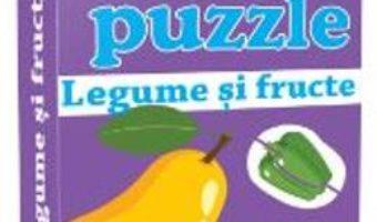Cartea Bebe Puzzle +18 luni – Legume si fructe (download, pret, reducere)