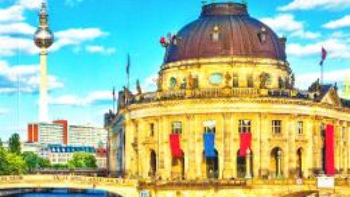 Cartea Berlin: Incepe calatoria – Berlitz (download, pret, reducere)