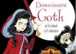 Cartea Domnisoara Goth si festinul cel sinistru – Chris Riddell (download, pret, reducere)