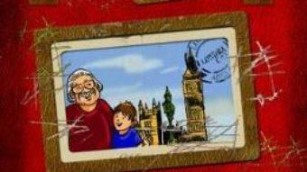 Cartea Calatoriile lui Robin: Londra – Ken si Angie Lake (download, pret, reducere)