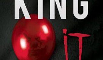 Cartea IT – Stephen King (download, pret, reducere)