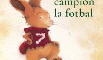 Cartea Matei, campion la fotbal – Brigitte Webubger, Eve Tharlet (download, pret, reducere)