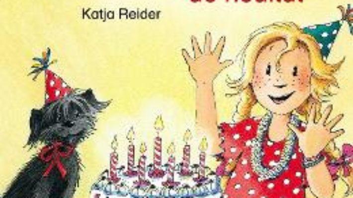 Cartea Paula si o aniversare de neuitat 7-8 ani Nivel 3 – Katja Reider, Franziska Harvey (download, pret, reducere)